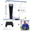 Kép 1/4 - Sony PlayStation®5 (PS5)SONY PLAYSTATION®5 (PS5) + SONY DUALSENSE™ WIRELESS CONTROLLER