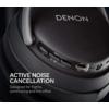 Kép 5/6 - Denon AH-GC30 Bluetooth zajszűrős fejhallgató - Fekete