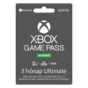 Kép 6/6 - Xbox Series S 512GB + 3 hó Game Pass Ultimate