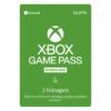 Kép 1/2 - Microsoft XBOX Game Pass Ultimate 3 hónapos előfizetés (digitális kód)