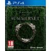 Kép 1/8 - The Elder Scrolls Online: Summerset (PS4)