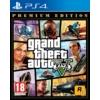 Kép 1/9 - Grand Theft Auto V Premium Edition (PS4)
