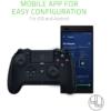 Kép 5/6 - Razer Raiju Tournament Edition 2019 PS4/PC Controller - Fekete (RZ06-02610400-R3G1)