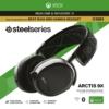 Kép 6/14 - SteelSeries Arctis 9X Wireless Gaming Headset - Fekete (61483)
