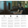 Kép 7/14 - SteelSeries Arctis 9X Wireless Gaming Headset - Fekete (61483)