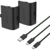 Kép 2/4 - Venom Twin Battery Packs Black (Xbox Series)