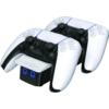 Kép 7/7 - Venom Twin DualSense 5 Docking Station White (PS5)