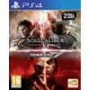 Kép 1/8 - Tekken 7 + Soul Calibur VI (PS4)