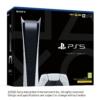 Kép 1/4 - SONY PLAYSTATION®5 DIGITAL EDITION (PS5) + SONY DUALSENSE™ WIRELESS CONTROLLER
