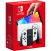 Kép 1/8 - Nintendo Switch (OLED) (Fehér)