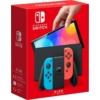 Kép 1/2 - Nintendo Switch (OLED) (Piros-Kék)