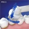 Kép 3/6 - Oral-B PRO 3 3500 Sensi Ultrathin elektromos fogkefe + Utazótok - Fehér