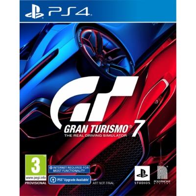 Gran Turismo 7 (PS4)