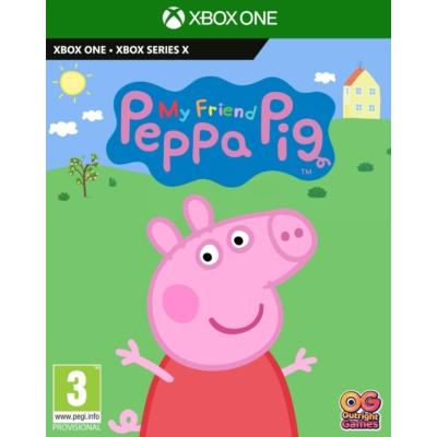 My Friend Peppa Pig  (XBOX)