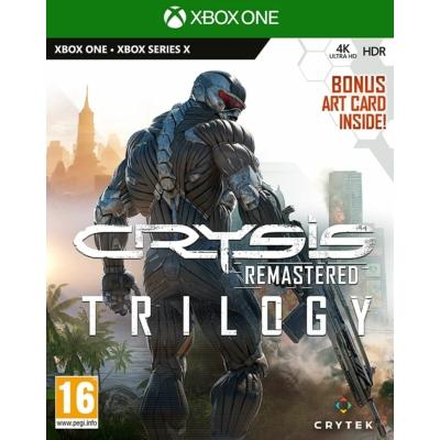 Crysis Remastered Trilogy (XONE   XSX)