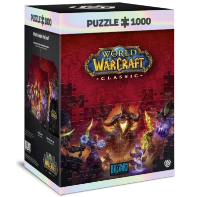 Good Loot World of Warcraft Classic Onyxia 1000 darabos Puzzle