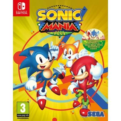 Sonic Mania Plus (PS4)