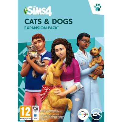 The Sims 4 Cats & Dogs kiegészítő csomag