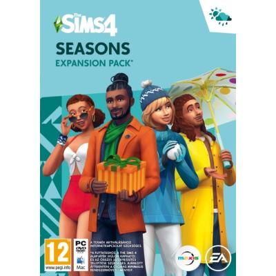 The Sims 4 Seasons kiegészítő csomag