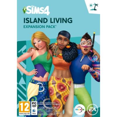 The Sims 4 Island Living kiegészítő csomag
