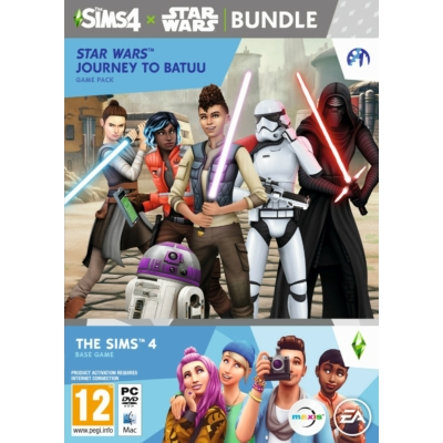 The Sims 4 + Star Wars Journey to Batuu Bundle