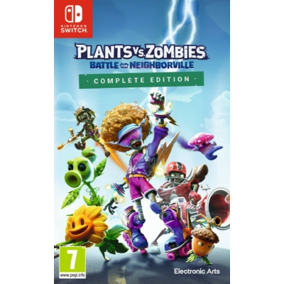 Plants vs. Zombies Battle for Neighborville Complete Edition (Switch)
