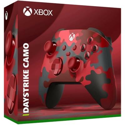 Xbox Wireless Controller Daystrike Camo Special Edition (QAU-00017)