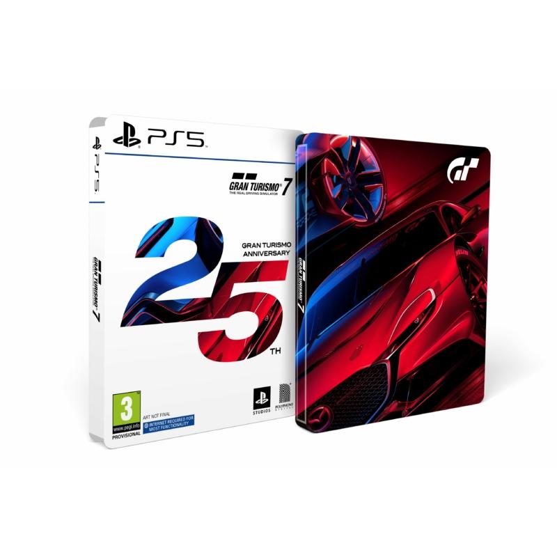 Gran Turismo 7 25th Anniversary Edition (PS5 | PS4)