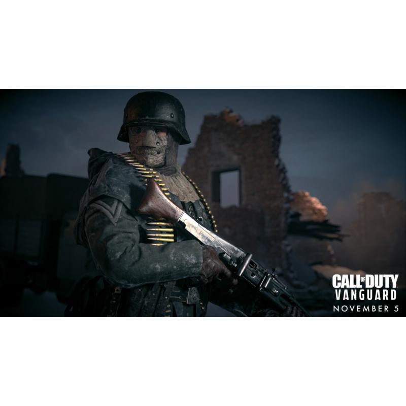 Call of Duty: Vanguard (PS4)