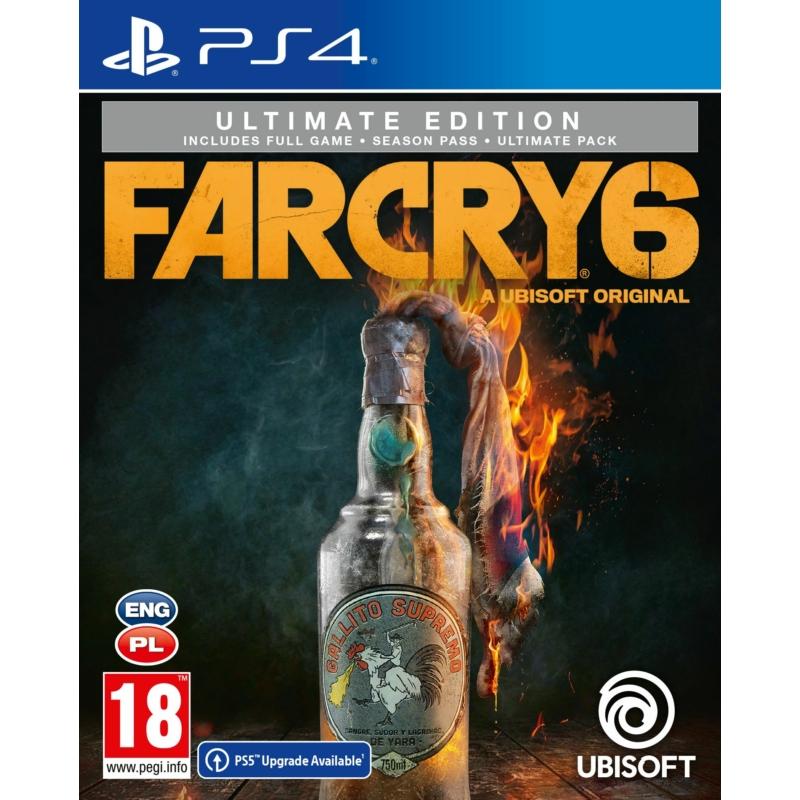 Far Cry 6 Ultimate Edition (Xbox One) + előrendelői ajándék