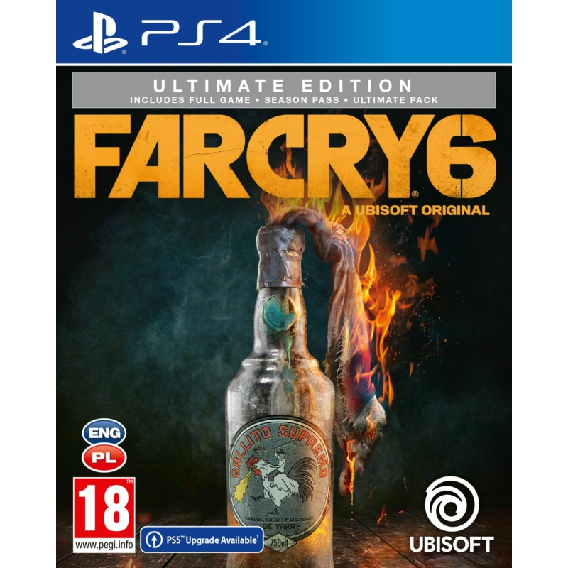 Far Cry 6 Ultimate Edition (Xbox One)