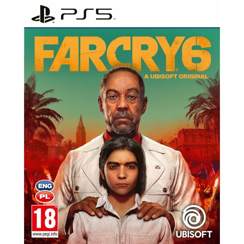 Far Cry 6 (PS5) + előrendelői ajándék
