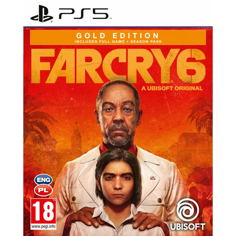 Far Cry 6 Gold Edition (PS4)