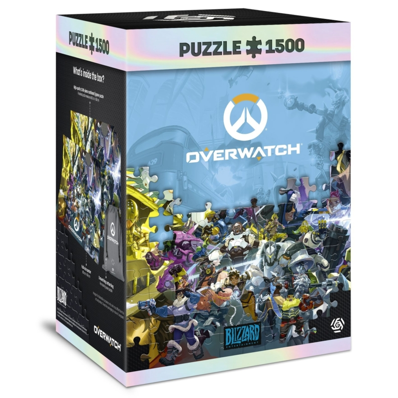 Good Loot Overwatch Heroes Collage 1500 darabos Puzzle