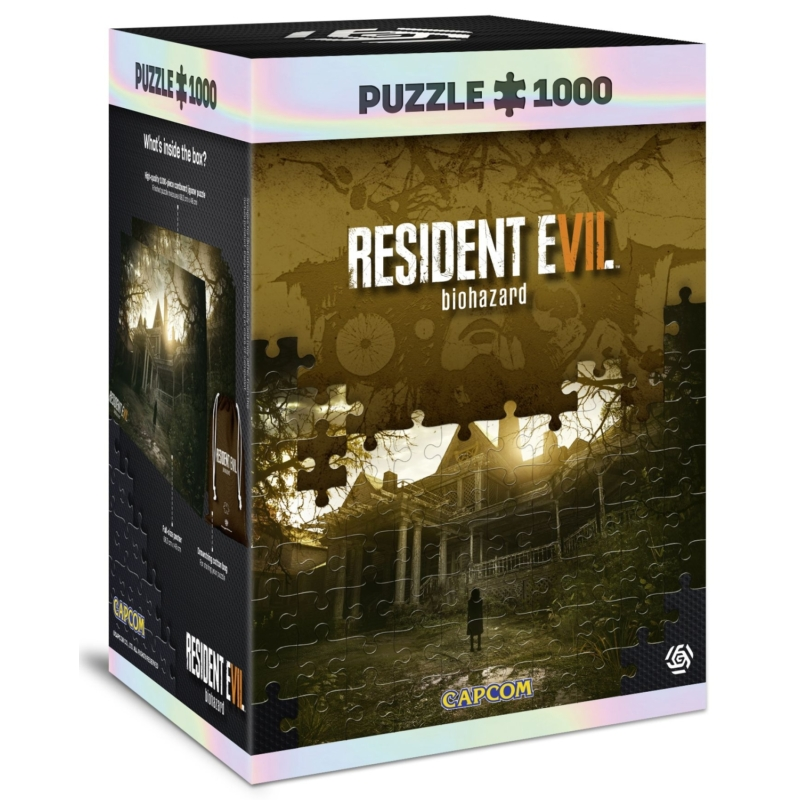 Good Loot Resident Evil 7 Main House 1000 darabos Puzzle