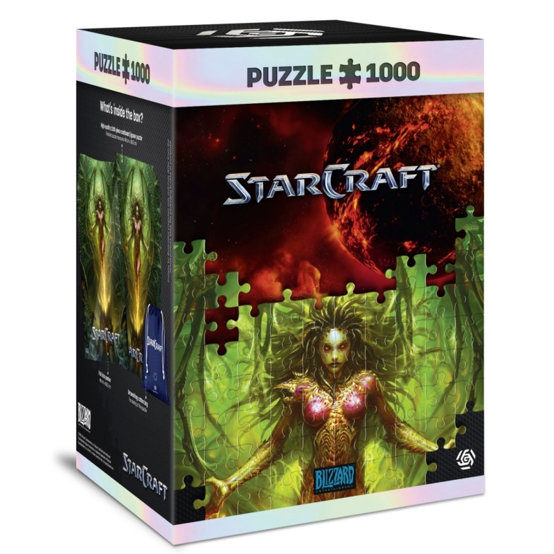 Good Loot Starcraft Kerrigan 1000 darabos Puzzle