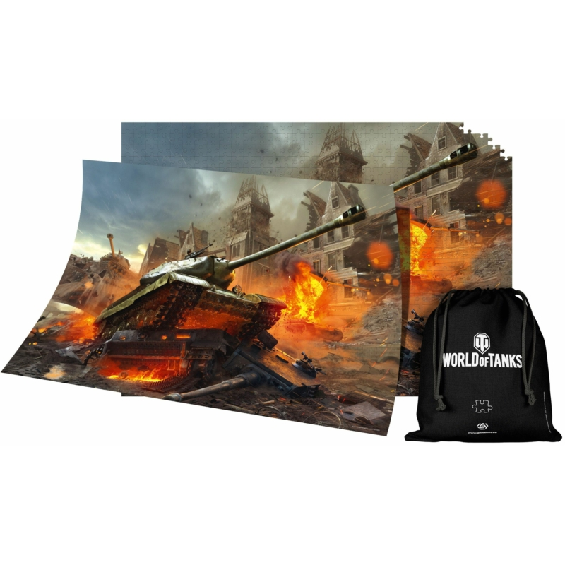 Good Loot World of Tanks New Frontier 1000 darabos Puzzle