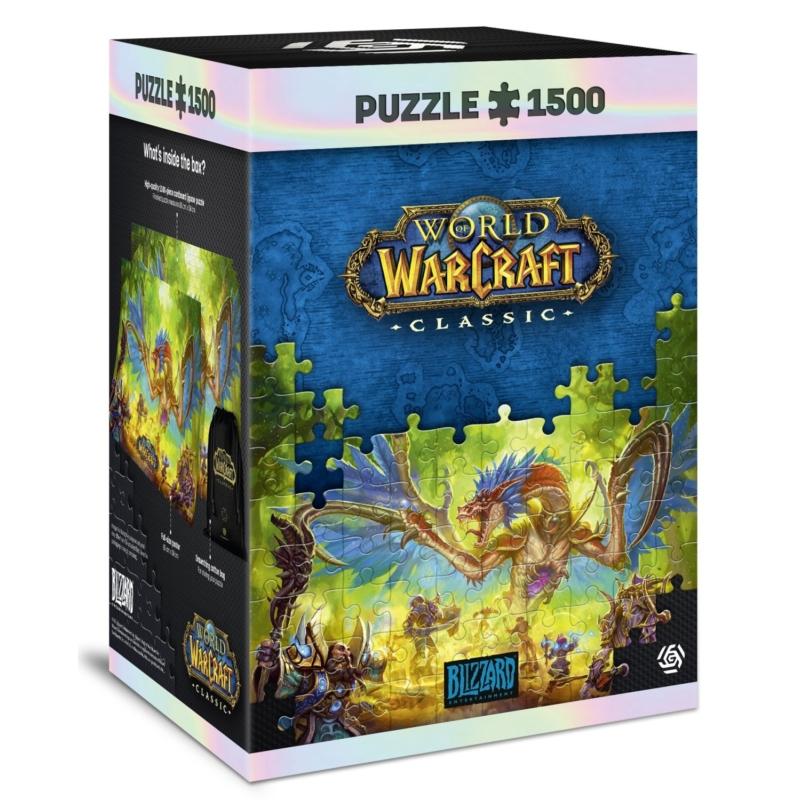 Good Loot World of Warcraft Classic Zul Gurub 1500 darabos Puzzle