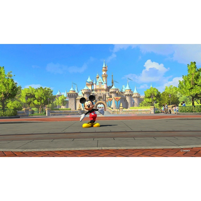 Rush Disney Pixar Adventure