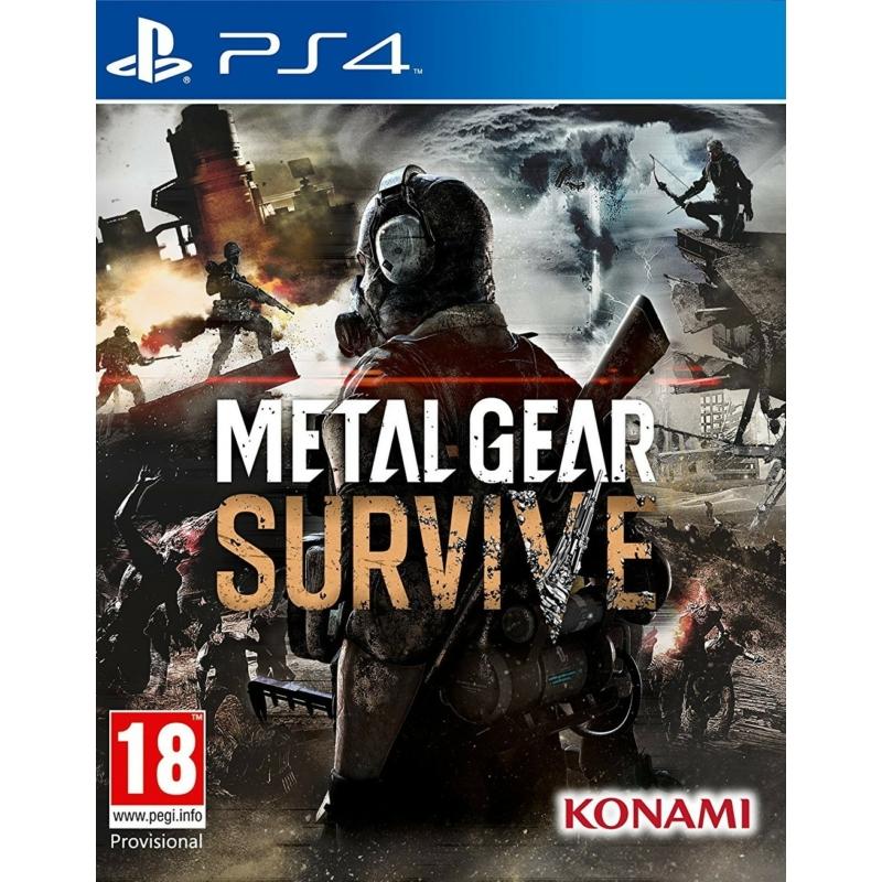 Metal Gear Survival (PS4)
