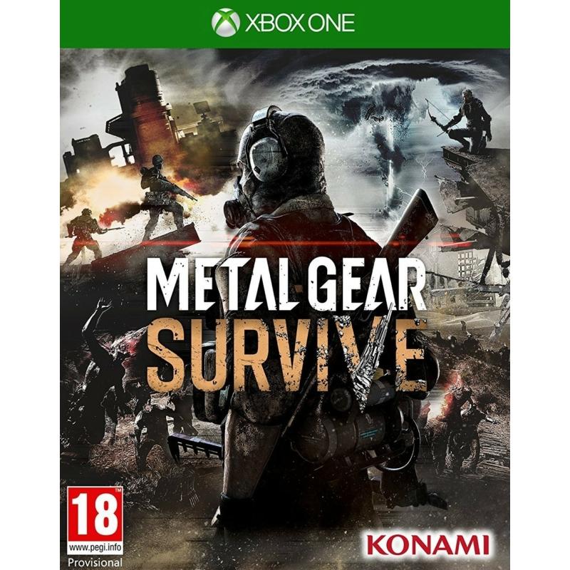Metal Gear Survival (Xbox One)