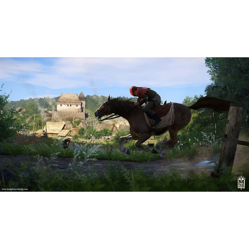 Kingdom Come Deliverance (PS4)