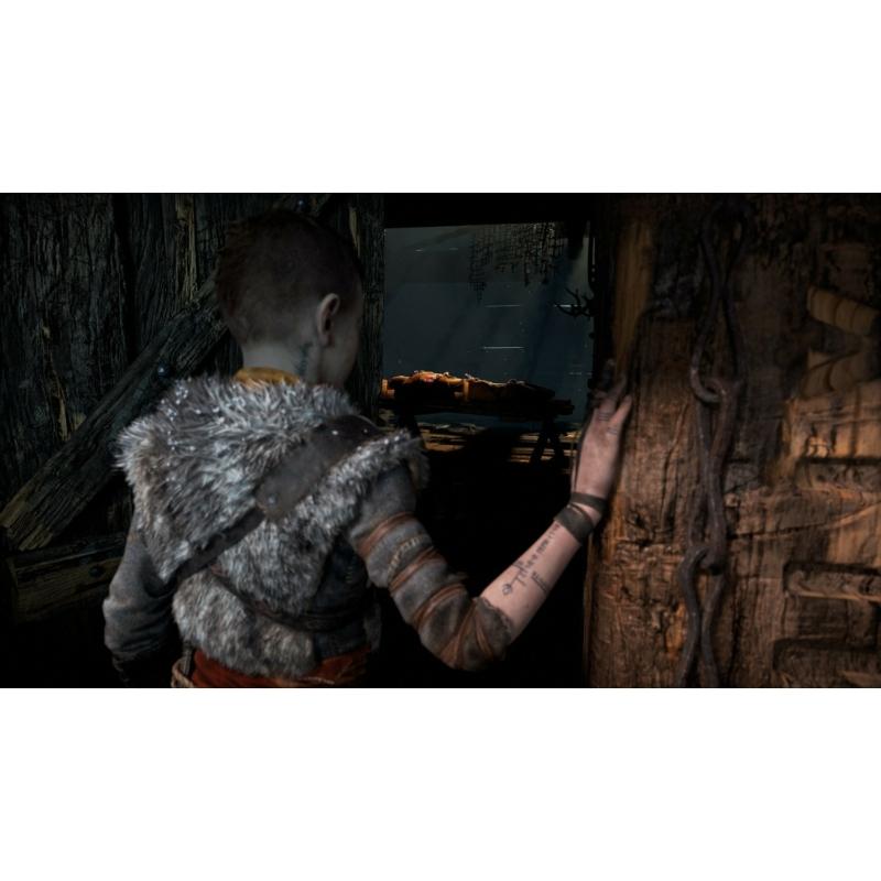 God of War (PS4) Magyar felirattal