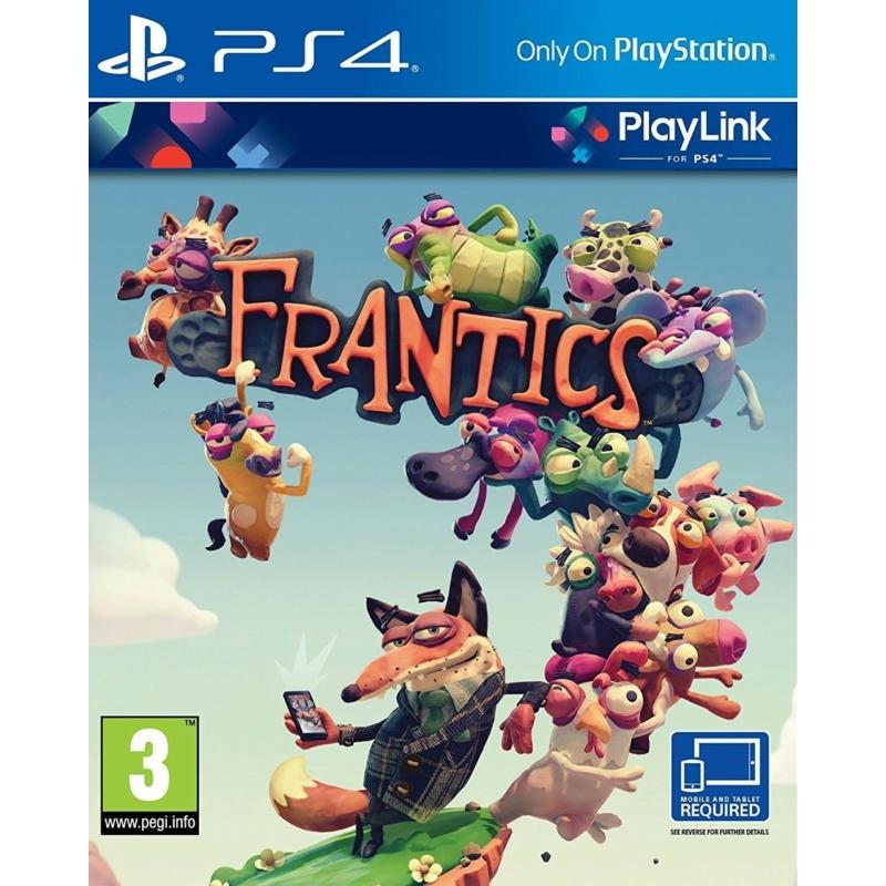 Frantics (PS4) Magyar szinkronnal