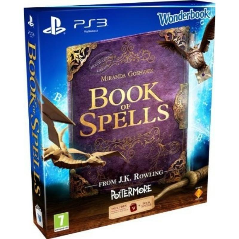 Wonderbook: Book of Spells (OEM)