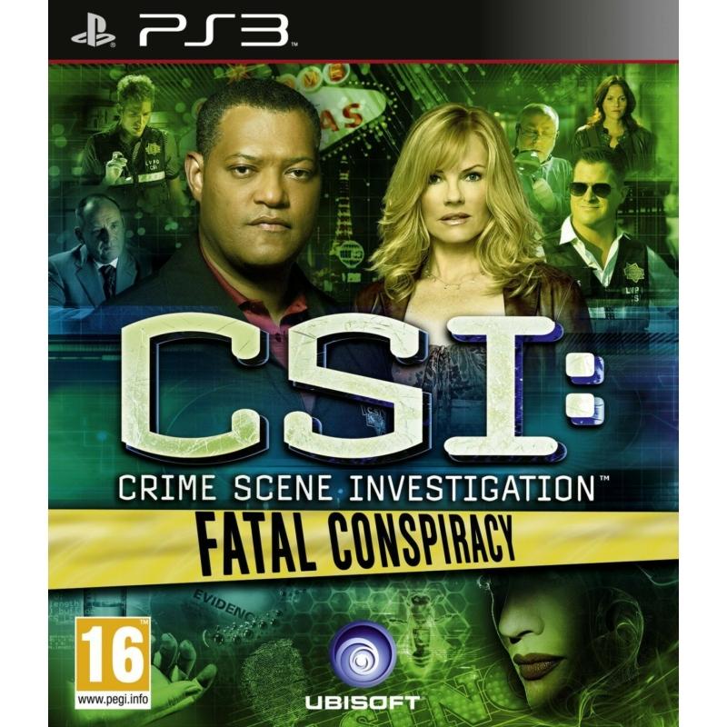 CSI Fatal Conspiracy