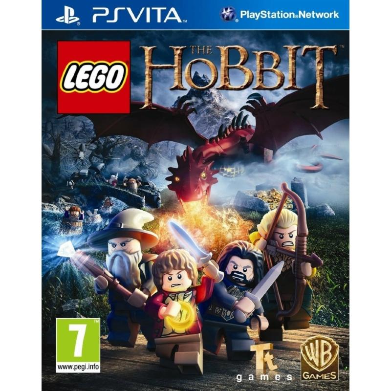 LEGO The Hobbit + Ajándék poszter