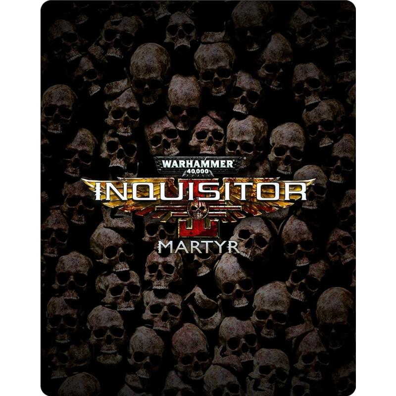 Warhammer 40K Inquisitor Martyr Imperium Edition (Xbox One)
