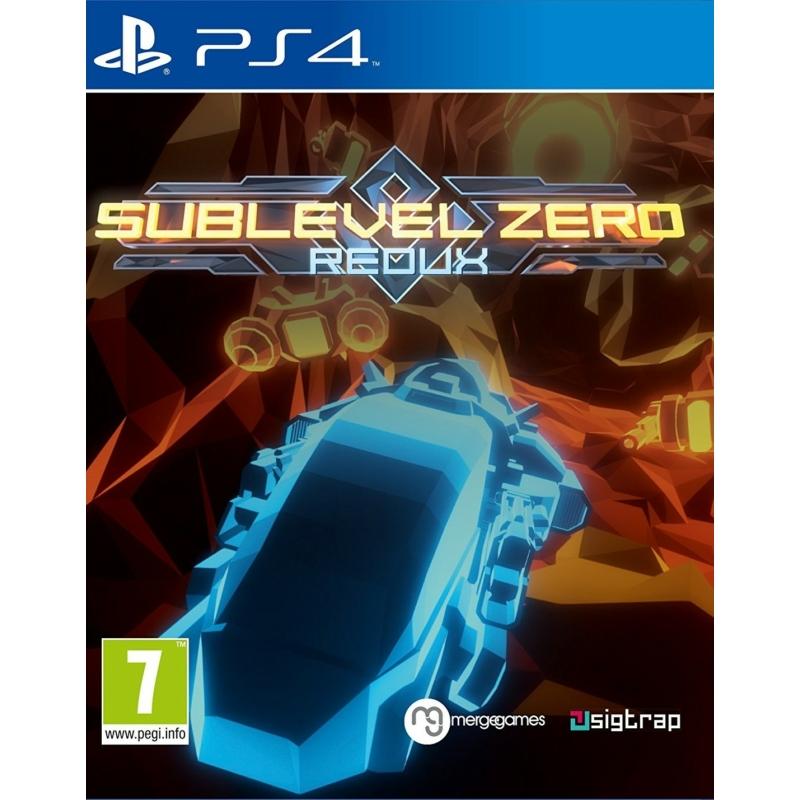 Sublevel Zero Redux (használt) (PS4)