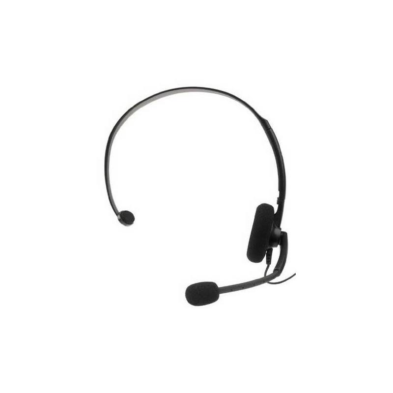 Microsoft Wired Headset Black